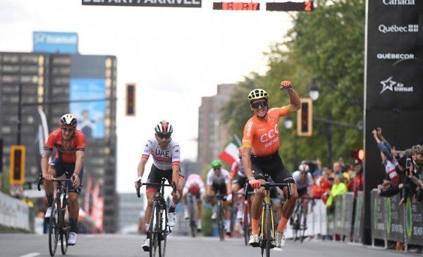 Van Avermaet ritrova la vittoria al Grand Prix Cycliste de Montréal 2019