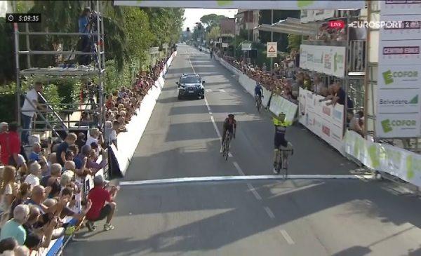 Visconti vince il Giro della Toscana 2019
