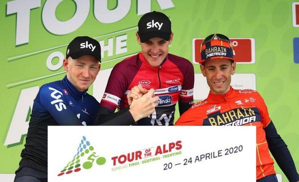 Tour of the Alps 2020 (Ex Giro del Trentino): percorso, tappe con altimetrie e start list