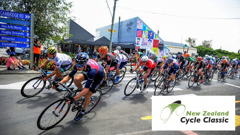 New Zealand Cycle Classic 2020 percorso, tappe con altimetrie e Start List
