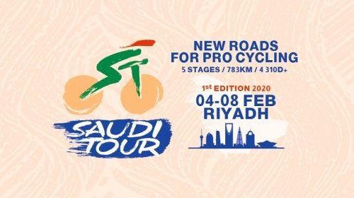 Saudi Tour 2020: percorso altimetrie e start list della prima edizione