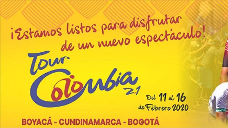 Vuelta a Colombia 2020: percorso altimetrie e start list