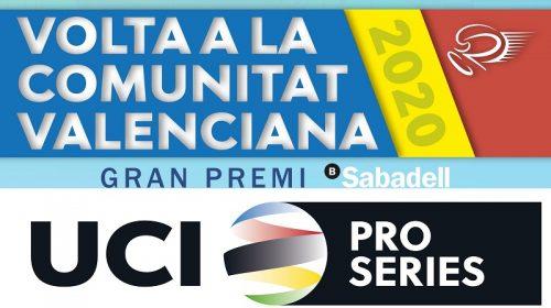 Volta a la Comunitat Valenciana 2020: tappe con altimetrie e start list