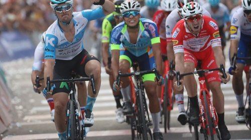 Vuelta a San Juan Internacional 2020: vittoria di Barbier su Belletti nella prima tappa
