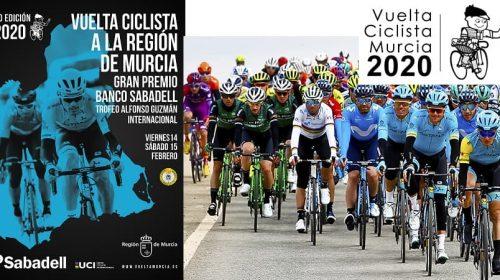 Vuelta Ciclista a la Región de Murcia 2020: altimetrie e start list